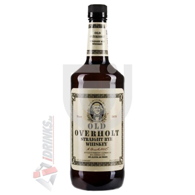 Old Overholt Rye Whiskey [1L 40%]