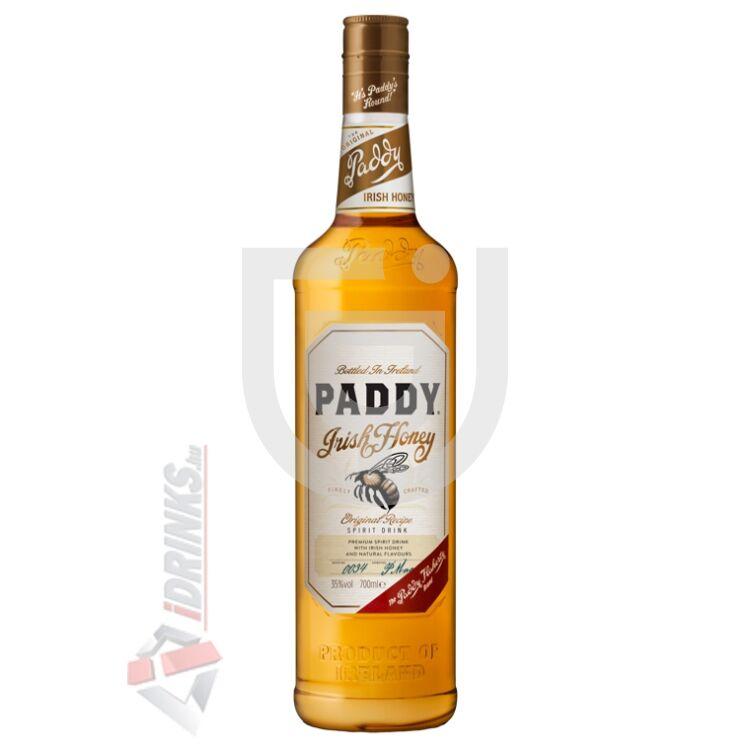 Paddy Irish Honey Whiskey [0,7L 35%]
