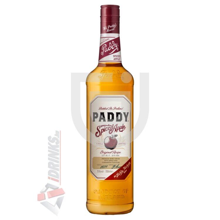 Paddy Irish Spiced Apple Whiskey [0,7L|35%]