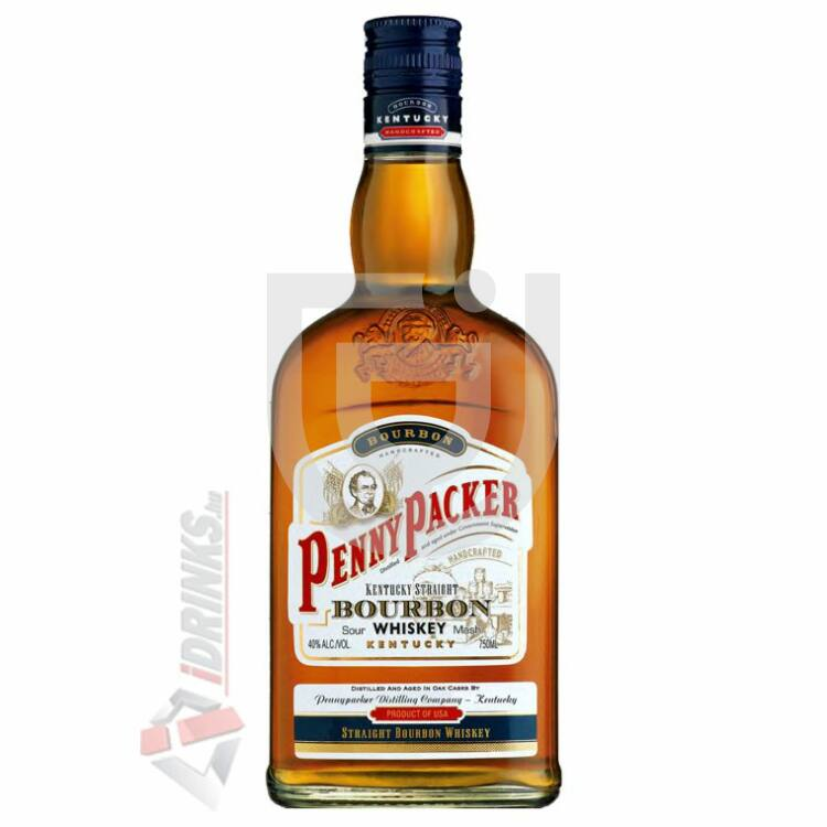 PennyPacker Bourbon Whiskey [0,7L|40%]