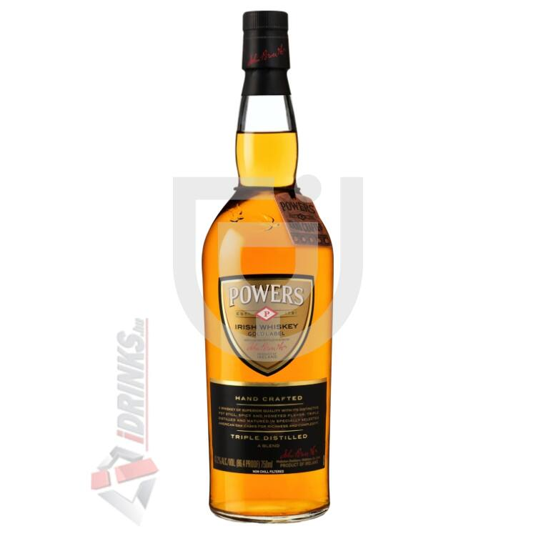 Powers Gold Label Whiskey [0,7L|43,2%]