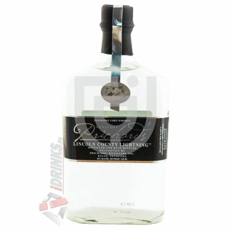 Prichards Lincoln Country Lighting Whiskey [0,7L|45%]