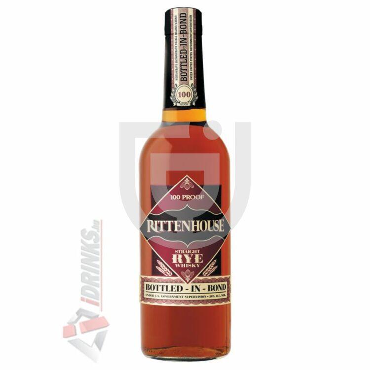 Rittenhouse 100 Proof Rye Whiskey [0,7L 50%]
