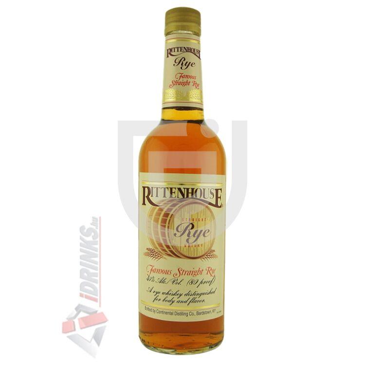 Rittenhouse Straight Rye Whiskey [0,7L 50%]