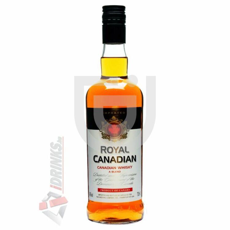 Royal Canadian Whisky [0,7L|40%]