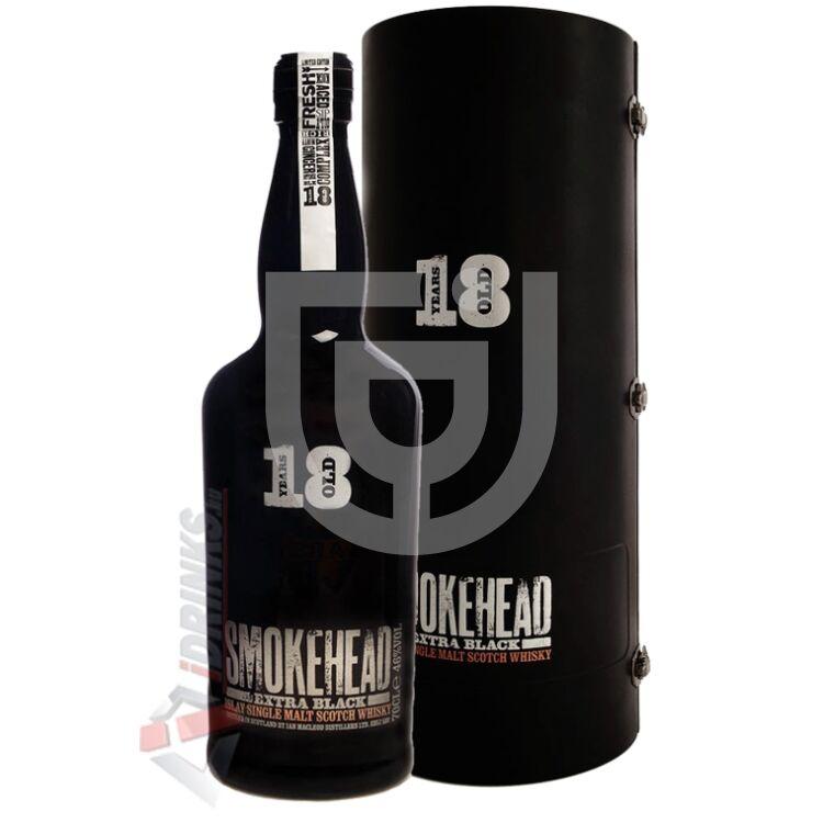 Smokehead Extra Black 18 Years Whisky [0,7L|46%]