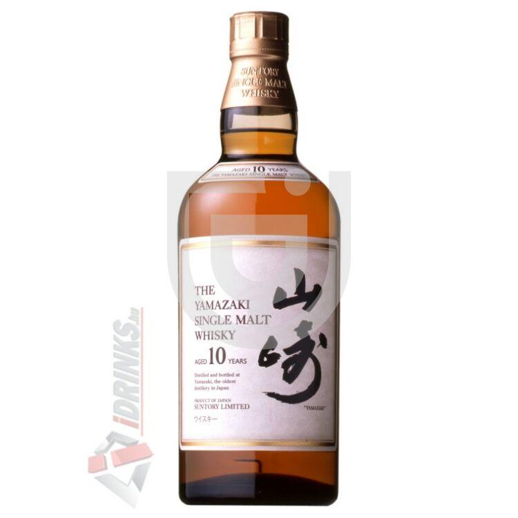 Yamazaki 10 Years Whisky [0,7L|40%]