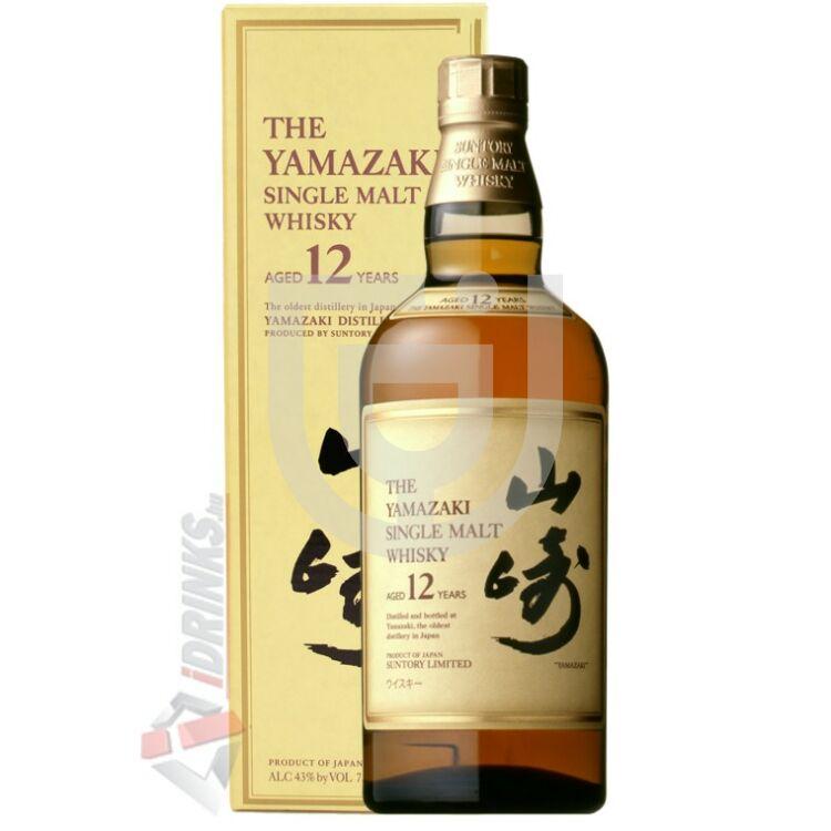 Yamazaki 12 Years Whisky [0,7L 43%]