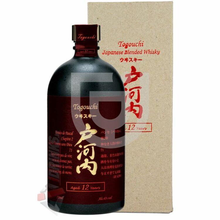 Togouchi 12 Years Whisky [0,7L|40%]
