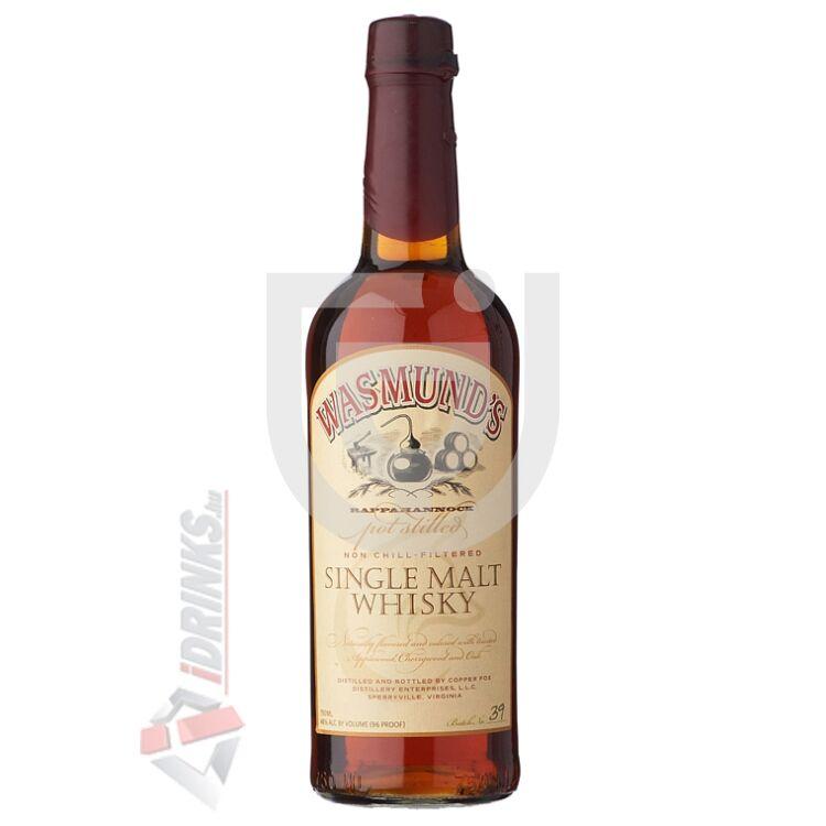 Wasmunds Single Malt Whiskey [0,7L 48%]