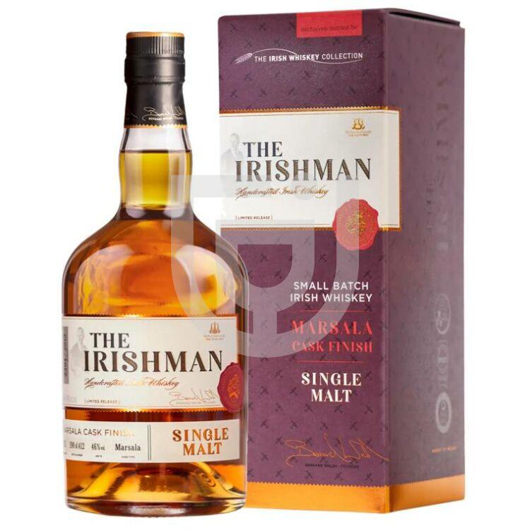 The Irishman Single Malt Marsala Cask Finish Whiskey [0,7L|46%]