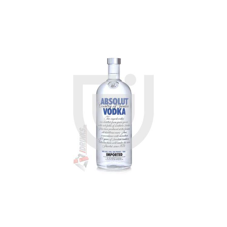 Absolut Blue Vodka [1L 40%]
