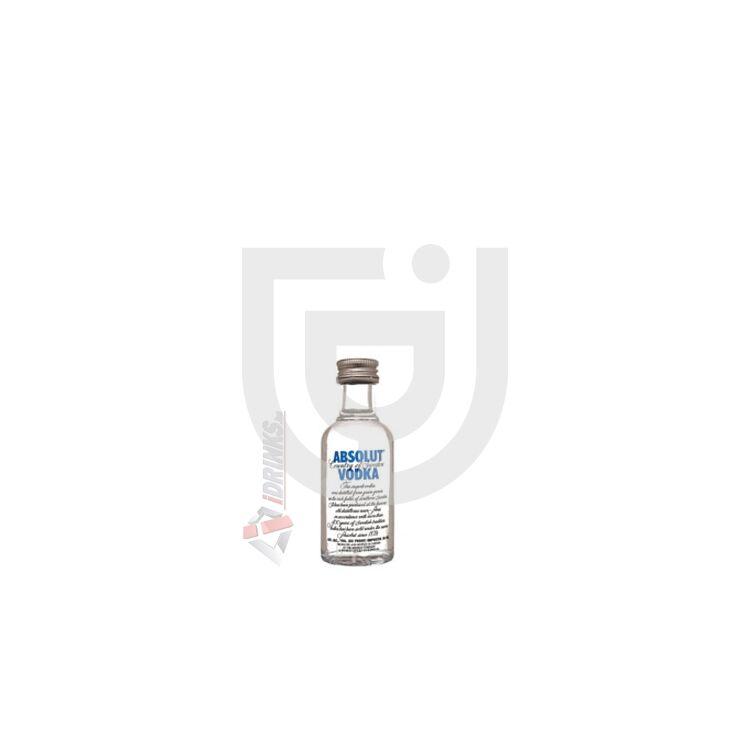 Absolut Blue Vodka Mini [0,05L|40%]