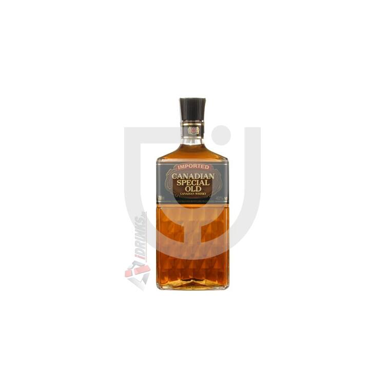Canadian Special Old Whisky [0,7L 40%]