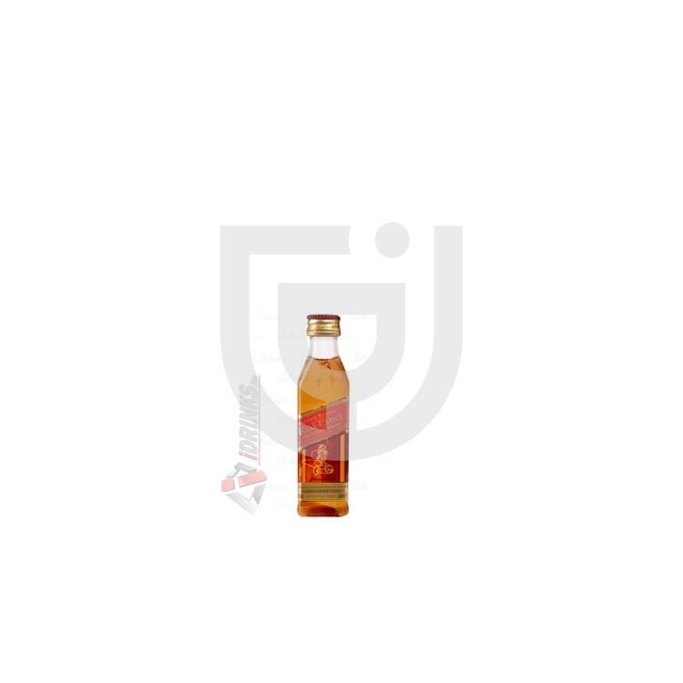 Johnnie Walker Red Label Whisky Mini [0,05L|40%]