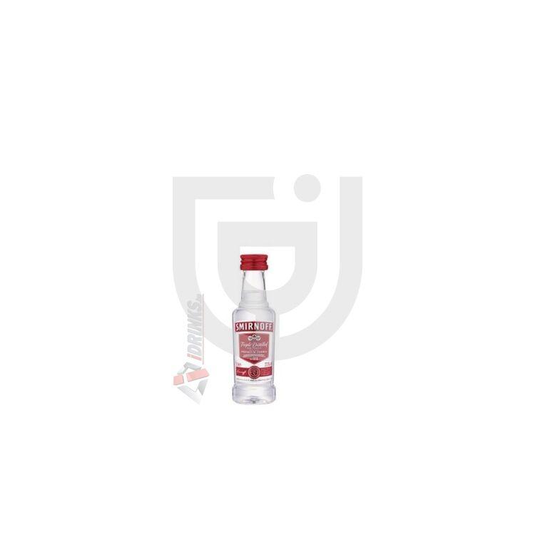 Smirnoff Red Vodka Mini [0,05L 37,5%]
